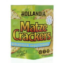 Matze cracker spelt