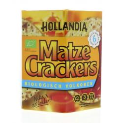 Matze cracker volkoren