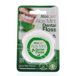Aloe dent aloe vera dental floss 30 meter