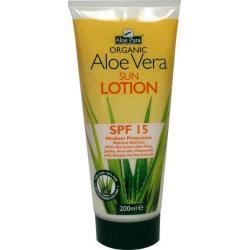 Aloe pura sunprotect F15 aloe vera organic