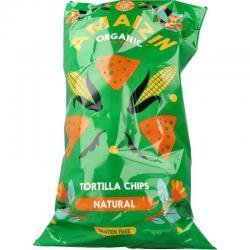 Corn chips bio natural