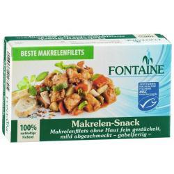 Makreel snack