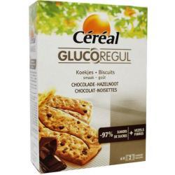 Biscuits choco hazelnoot