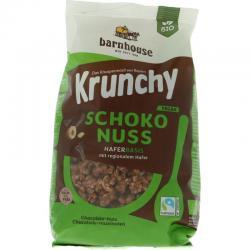 Krunchy choco noten
