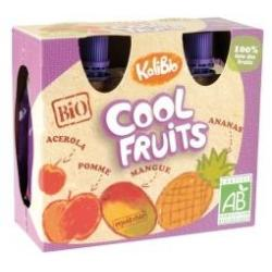 Cool fruit appel/mango/ananas 90 gram