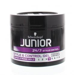 Style & control gel level 2