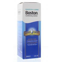 Boston solutions lenzenvloeistof harde lenzen