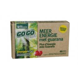 Gogo guarana 500 mg maandverpakking