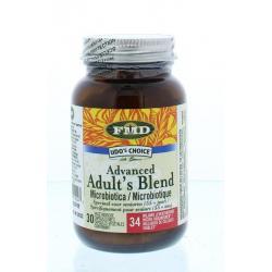Adult blend advanced