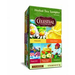 Herb sampler tea