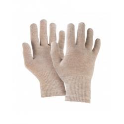 Verbandhandschoen grijs 4-5
