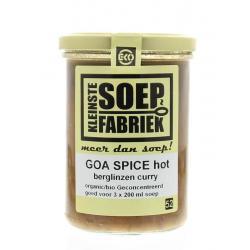 Goa spice vegetarische soep