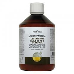 Levertraan/visolie vitamine A & D