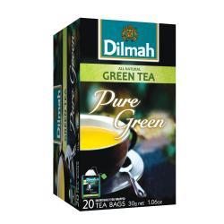 All natural green tea pure