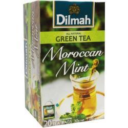 All natural green tea Moroccan mint