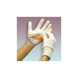 Verbandhandschoen/ dressing gloves L maat 7.5