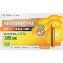 Royal jelly 1500 mg