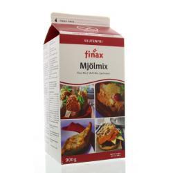 Mjolmix wit bakmix melk