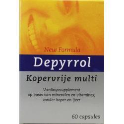 Depyrrol kopervrije multi