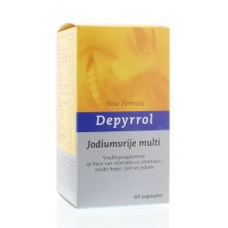Depyrrol jodiumvrije multi
