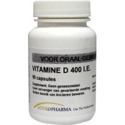 Vitamine d 400ie los