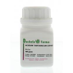Acidum tartaricum crystal