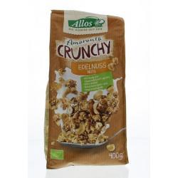 Crunchy amarant triple nuts