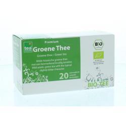 Groene thee bio