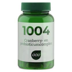 1004 Cranberry & probioticum complex