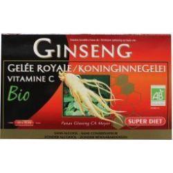 Ginseng met royal jelly 20 x 15 ml