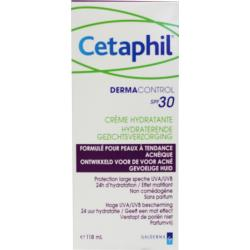 Dermacontrol hydraterende gezichtsverzorging SPF30