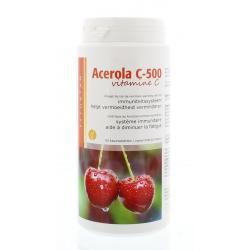 Acerola vitamine C500 kauwtablet