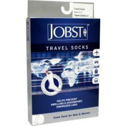 Travel socks blauw maat 1 (37-38)
