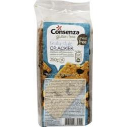 Crackers rozijnen