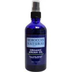 Pure organic argan oil
