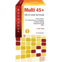 Multi 45+ multivitamine