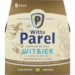 Witte parel 6-pack