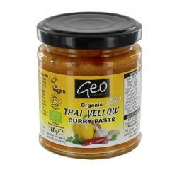 Curry paste thai yellow