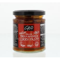 Curry paste tikka masala