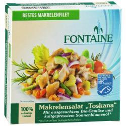 Toscaanse makreel salade