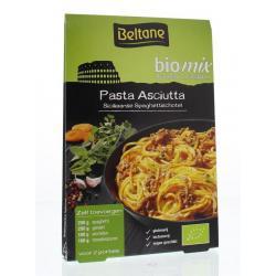 Siciliaanse spaghetti schotel mix