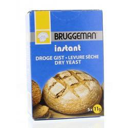 Instant gist (5 x 11 gram)