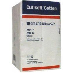 Cotton 10 x 10 cm