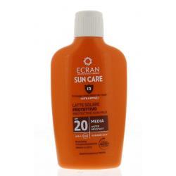 Sun milk carrot SPF 20