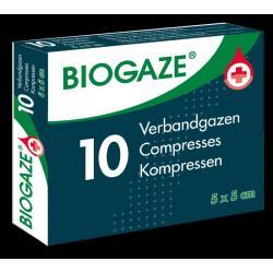 Biogaze 5 x 5 cm