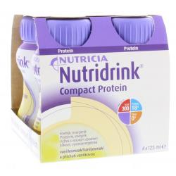Compact protein vanille 125 ml