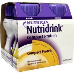 Compact protein banaan 125 gram