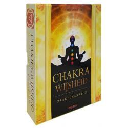 Chakra wijsheid boek en orakelkaarten