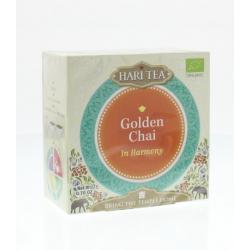 In harmony golden chai