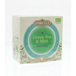 Inner flow green tea & mint